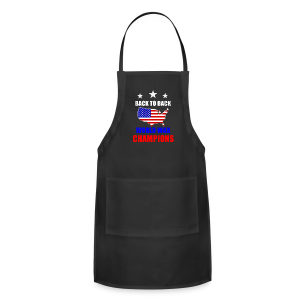 Back to Back - Adjustable Apron