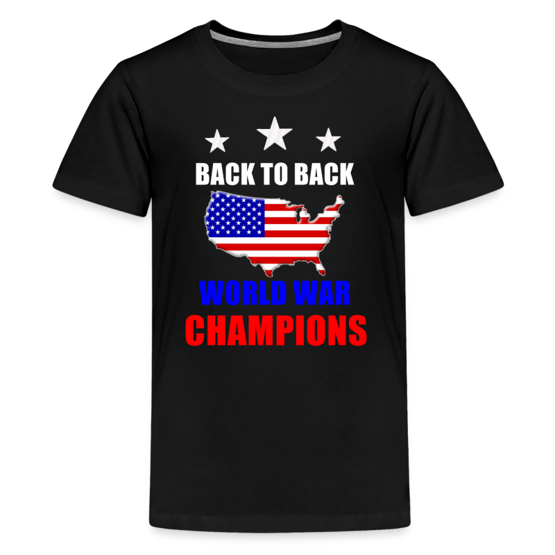 Back to Back - Kids' Premium T-Shirt