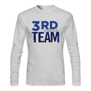 3rd Grade Team - Men's Long Sleeve T-Shirt by Next Level