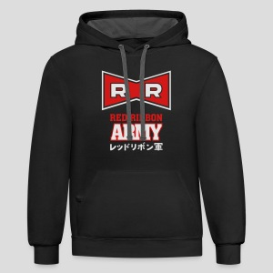 Dragonball: Red Ribbon Army - Contrast Hoodie