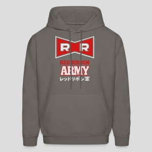Dragonball: Red Ribbon Army - Men's Hoodie