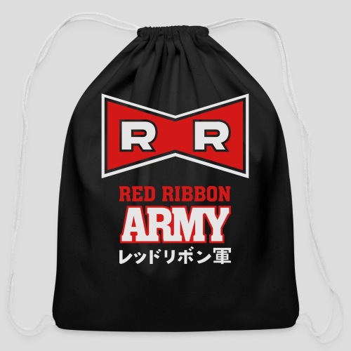 Dragonball: Red Ribbon Army - Cotton Drawstring Bag