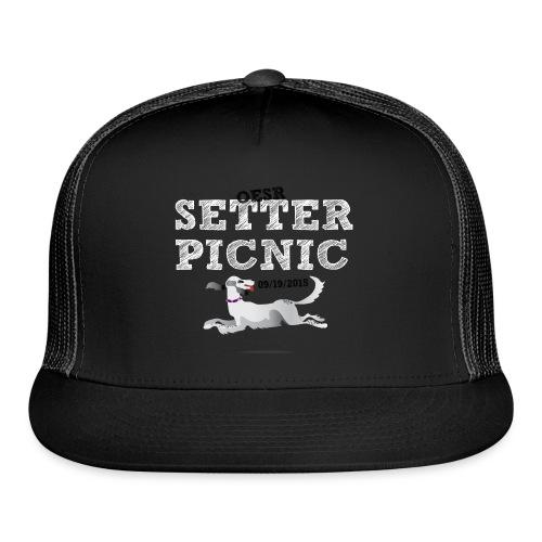 Women's OESR Setter Picnic Tshirt 09/19/2015 - Trucker Cap