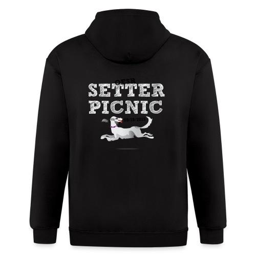 Women's OESR Setter Picnic Tshirt 09/19/2015 - Men's Zip Hoodie