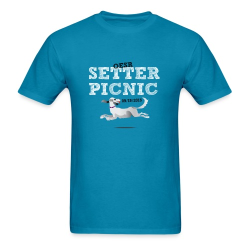 Women's OESR Setter Picnic Tshirt 09/19/2015 - Men's T-Shirt