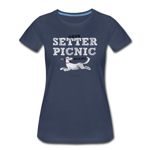Women's OESR Setter Picnic Tshirt 09/19/2015 - Women's Premium T-Shirt