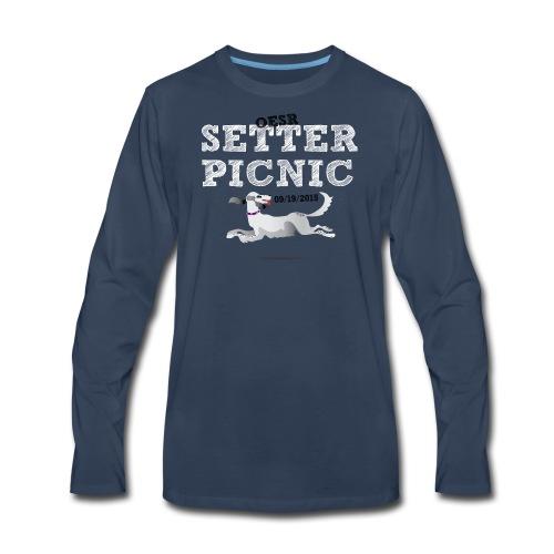 Women's OESR Setter Picnic Tshirt 09/19/2015 - Men's Premium Long Sleeve T-Shirt