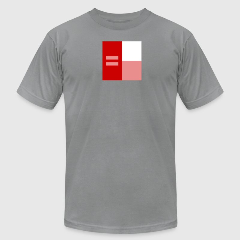 Texas Equality T-Shirts - Men's T-Shirt by American Apparel