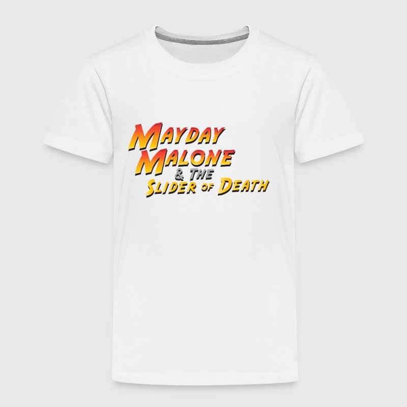 Funny Cheers Sam Mayday Malone Baby & Toddler Shirts - Toddler Premium T-Shirt