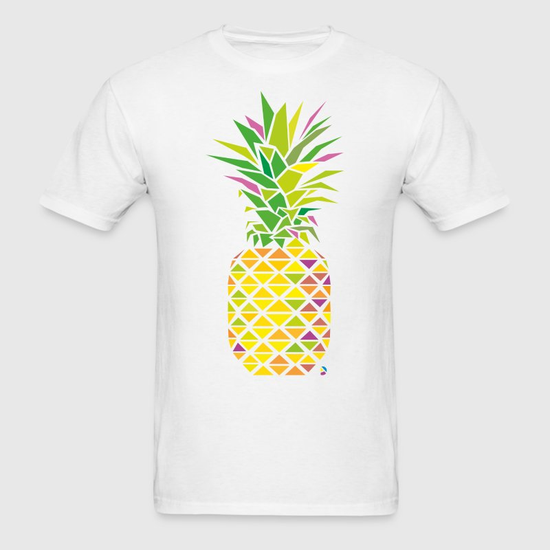 AD Pineapple T-Shirts - Men's T-Shirt