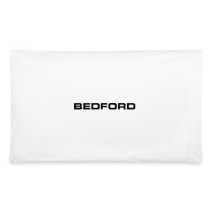 Bedford script emblem - Pillowcase