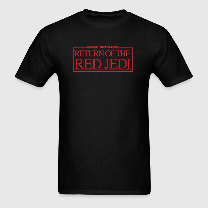 The Red Jedi T-Shirts - Men's T-Shirt