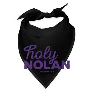 Holy Nolan - Ladies Longer Length Fitted Tank 2 - Bandana
