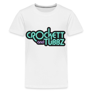 C&T Mens WHT - Kids' Premium T-Shirt