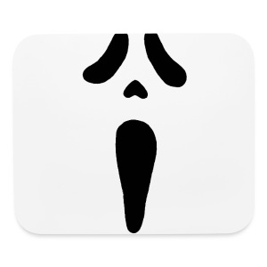 Ghost Face Killer T-shirt - Mouse pad Horizontal
