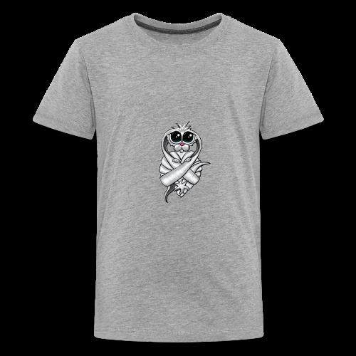 Baby Bunny (Heart) - Kids' Premium T-Shirt