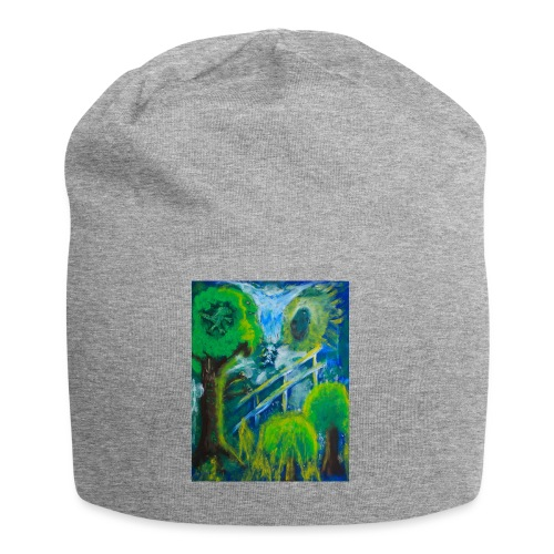 Friends in the Forest, Men's T-shirt - Jersey Beanie