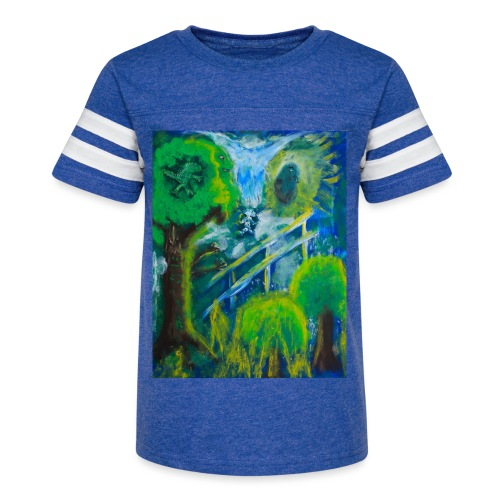 Friends in the Forest, Men's T-shirt - Kid's Vintage Sport T-Shirt