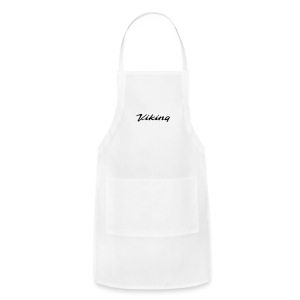 Chevy Task Force Viking emblem script - Adjustable Apron