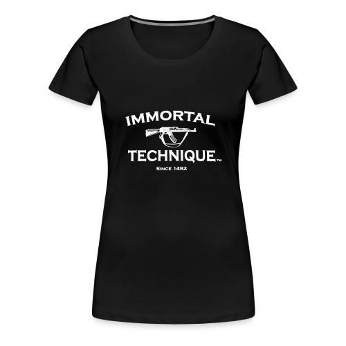 Immortal Technique Hip Hop - Women's Premium T-Shirt