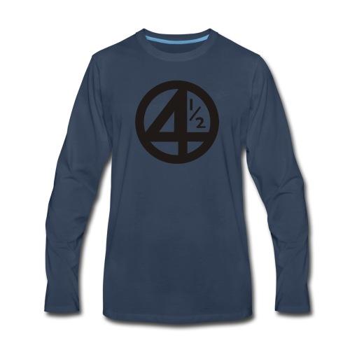 Fantastic 4 and a half - Men's Premium Long Sleeve T-Shirt