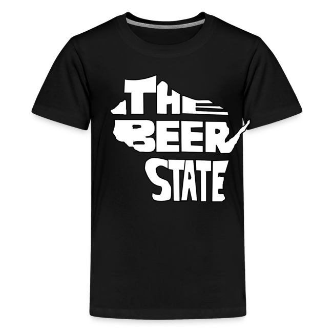 The Beer State (White)