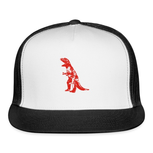 Big Bang Theory - Sheldon Dinosaur T-rex - Trucker Cap