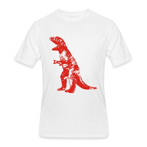 Big Bang Theory - Sheldon Dinosaur T-rex - Men's 50/50 T-Shirt