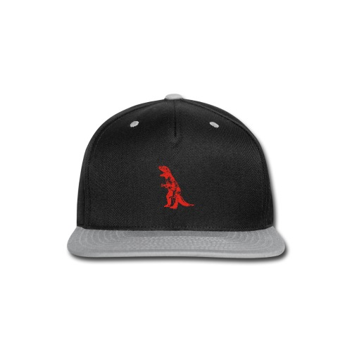Big Bang Theory - Sheldon Dinosaur T-rex - Snap-back Baseball Cap