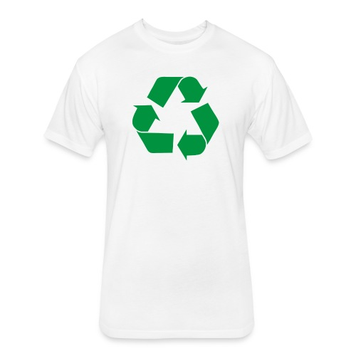 Big Bang Theory - Leonard Recycle - Fitted Cotton/Poly T-Shirt by Next Level