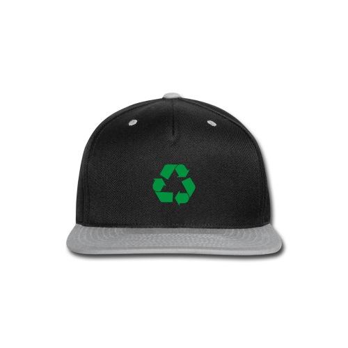 Big Bang Theory - Leonard Recycle - Snap-back Baseball Cap
