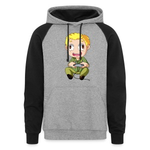 GOG Game Face Women's Tee - Colorblock Hoodie