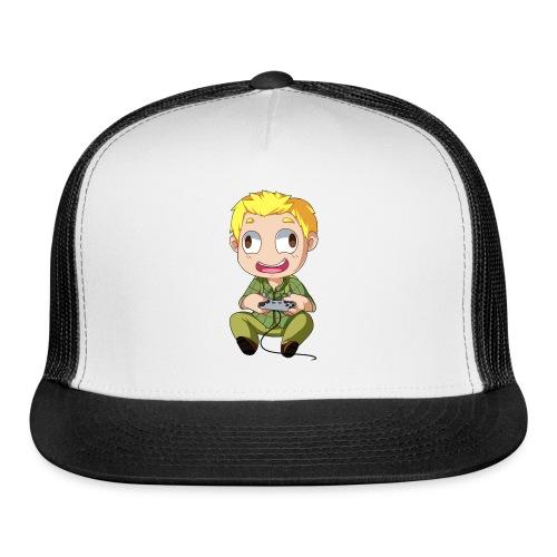 GOG Game Face Pillow - Trucker Cap