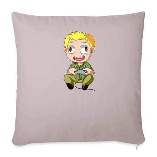 GOG Game Face Pillow - Throw Pillow Cover