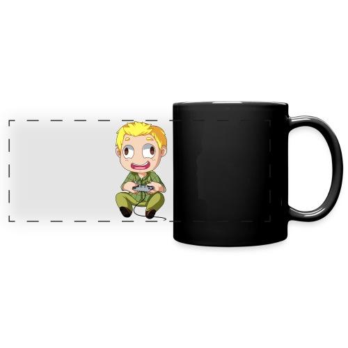 GOG Game Face Pillow - Full Color Panoramic Mug