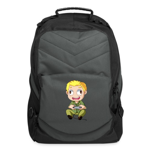 GOG Game Face Pillow - Computer Backpack