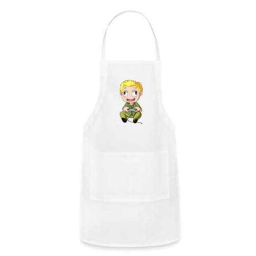 GOG Game Face Pillow - Adjustable Apron