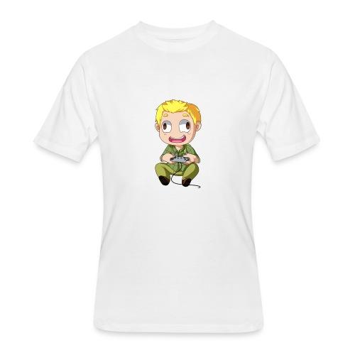 GOG Game Face Pillow - Men's 50/50 T-Shirt