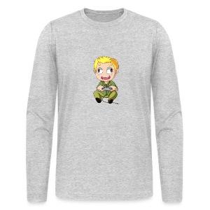 GOG Game Face Pillow - Men's Long Sleeve T-Shirt by Next Level