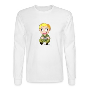 GOG Game Face Pillow - Men's Long Sleeve T-Shirt