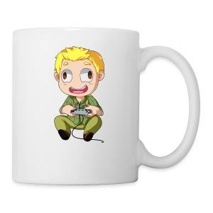 GOG Game Face Pillow - Coffee/Tea Mug
