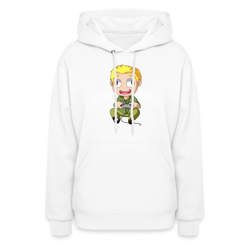 GOG Game Face Pillow - Women's Hoodie