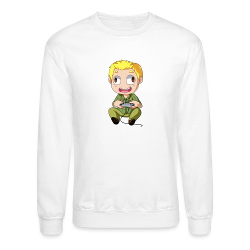 GOG Game Face Pillow - Crewneck Sweatshirt