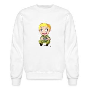 GOG Game Face Pillow - Crewneck Sweatshirt