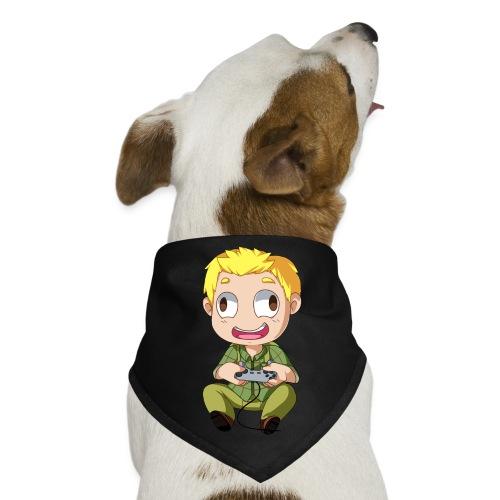 GOG Game Face Pillow - Dog Bandana