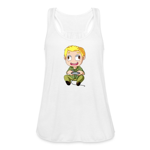 GOG Game Face Pillow - Women's Flowy Tank Top by Bella