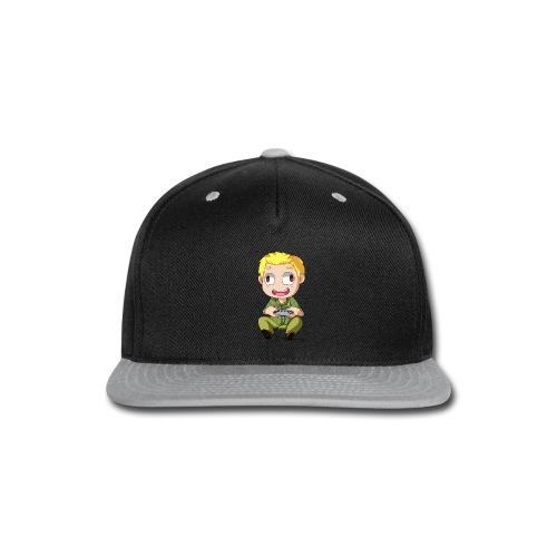 GOG Game Face Pillow - Snap-back Baseball Cap