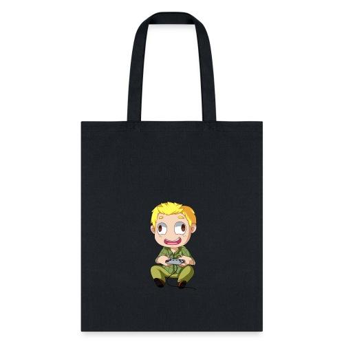 GOG Game Face Pillow - Tote Bag