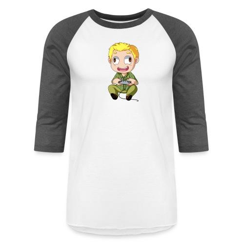 GOG Game Face Pillow - Baseball T-Shirt