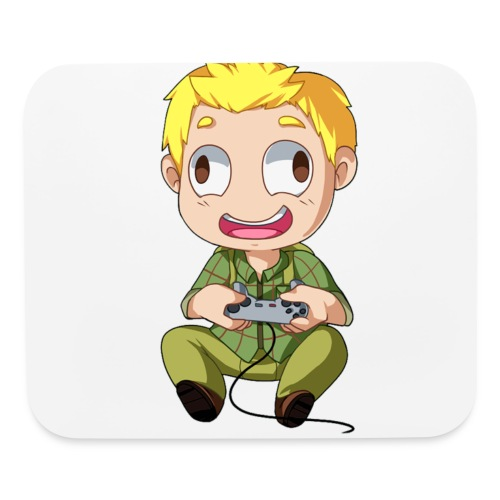 GOG Game Face Pillow - Mouse pad Horizontal